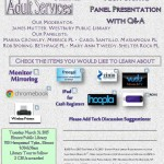 RASD Tech Update Panel Presentation, March 31st
