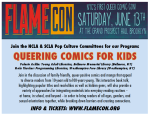 FlameCon: Queering Comics for Kids, June 13