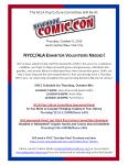 New York Comic Con 2015, October 8