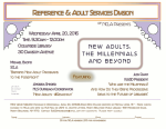 April 20th, New Adults, the Millennials and Beyond