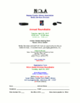 Media Division Annual Roundtable, April 25th