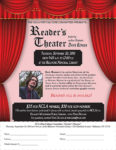 Canceled – NCLA Pop Culture Committee presents: Reader's Theater!
