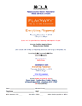 Media Services Division Presents: Everything Playaway!