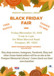 Black Friday Fair at the Freeport Memorial Library