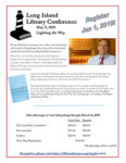 Early Bird Registration for the Long Island Library Conference is LIVE!